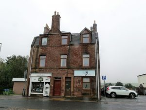 Top Floor Flat (Left) 6 Castle Street Turriff AB53 4BJ